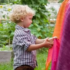 Image result for waldorf muslin play cloth