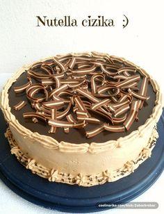Úžasná nepečená torta s Nutellou, ktorú si zamilujete   Chillin.sk