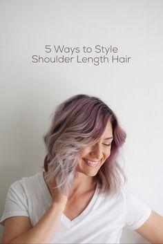 Shoulder Length Hair   Hairstyles