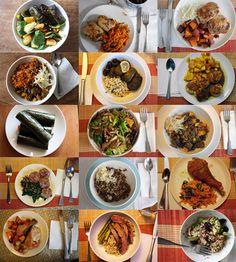 Practical Paleo - Montage of AIP diet, week 1