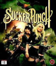 Sucker Punch (Blu-ray) 5,95€