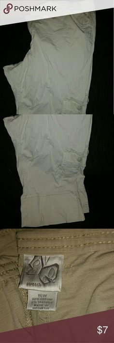 Womens fashion bug  plus size capris Womens fashion bug plus size 16 capris Fashion Bug Pants Capris