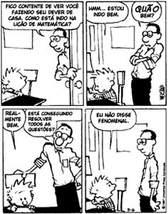 Find images and videos about calvin e haroldo on We Heart It - the app to get lost in what you love. Hobbes And Bacon, Calvin E Hobbes, My Calvins, Speech And Language, Cool Stuff, Comic Strips, Charlie Brown, Memes, Funny Pictures