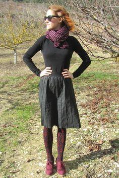 Asos Skirt & Wallpaper | Women's Look | ASOS Fashion Finder http://malketa.blogspot.com.es/2014/01/leather-wallpaper.html
