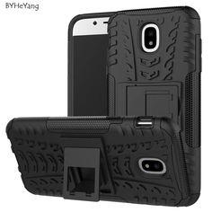 BYHeYang For Samsung Galaxy J5 2017 J530 EU Eurasian Version Case Hybrid TPU Armor Silicone Rubber Hard Case For Galaxy J530
