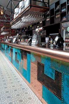 Magnificent bar design environments, be inspired! #BarIdeas #DesignBar #DesignIdeas #BarNews