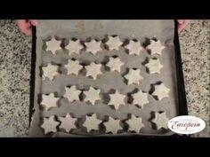 """Culinária Europeia: Receita """"Estrelas de canela (Zimtsterne)"""""""