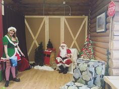 We have Santa at the market today from 12pm -3pm! #yyc #calgary #symonsvalleymarket #yycevents