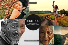 Check out HDR PRO Action Set by tomanders_ on Creative Market
