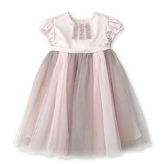 Wendy Bellissimo™ Layered Dress - Girls 6m-24m - jcpenney