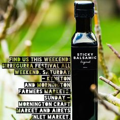 Another busy and fun weekend coming up! Find us all weekend at the fantastic @birrefest in #Birregurra . Saturday we'll also be at the @morningtonfarmersmarket and #kynetonfarmersmarket . On Sunday as well as Birregurra we'll be at the #morningtonracecoursemarket and #aireysinletmarket .  What a great way to see this beautiful state we live in!  #visitvictoria #melbournefoodie #melbournegourmet #coastallife #bellarinepeninsula #morningtonpeninsula #farmersmarket #craftmarket #handmade…
