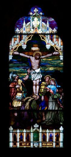 Crucifixion - St. Augustine Parish, Andover, MA