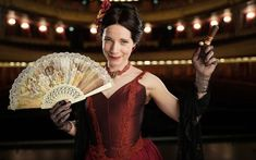 Lucy Worsley in BBC Two's 'Nights at the Opera' Dr Lucy Worsley, Bbc Two, Dramatic Arts, I Love Lucy, Crossdressers, Art Forms, How To Look Better, Opera, High Ground