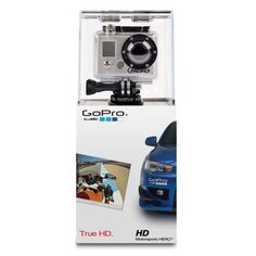 GoPro HD HERO Camera from $219.95 at RC For Sale. http://rcforsale.net/gopro-hd-hero-camera/