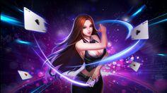 Casino Poker, Casino Sites, Game Ui, Menu Design, Character Design, Banner, Poses, Concert, Artwork