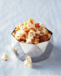 Smokey Popcorn- might be my new go to party food. 10 minutes, super easy and super yummy.
