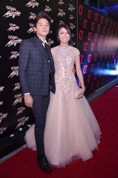 Kathryn Bernardo and Daniel Padilla at the Star Magic Ball