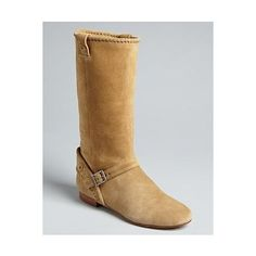 Jack Rogers Harness Boots - Palomino