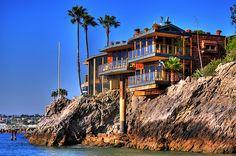Beach House, Newport Beach, California