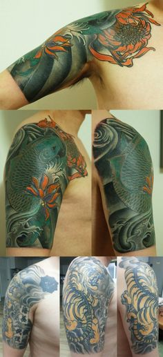 Cover up tattoo by JK /  Please visit My page and press Like button~Thanks~!! / www.facebook.com/tattooatistjk