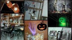 halloween výzdoba - YouTube