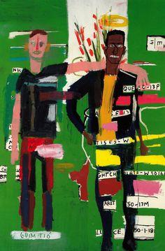 Basquiat after Guim Tio