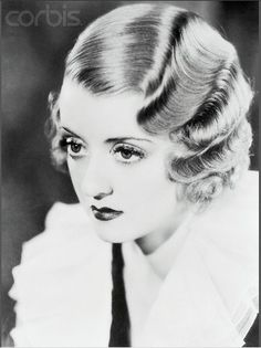 BETTE DAVIS (died from breast cancer at the age 80)
