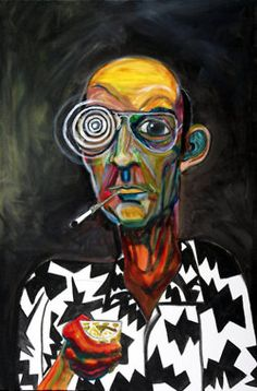 Gonzo:Hunter Thompson