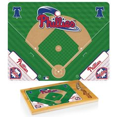 Use this Exclusive coupon code: PINFIVE to receive an additional 5% off the Philadelphia Phillies MLB Icon Cheese Board at SportsFansPlus.com