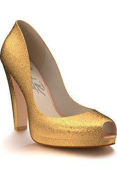 Shoes of Prey Glitter Platform Pump (Women) available at #Nordstrom #platformpumpsglitter