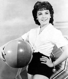 Annette Funicello Beach