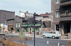 Berlin-West Wilmersdorf 60's