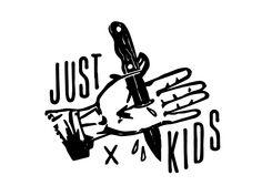 We were just kids by Jorgen Grotdal