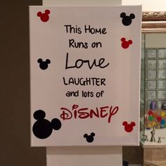 This Home runs on love, laughter, and lots of Disney Canvas