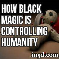 In order to explain how our world came to be controlled by a small group of beings we call the Illuminati, one should know the truth about black magic and how it is used on us against our free will.