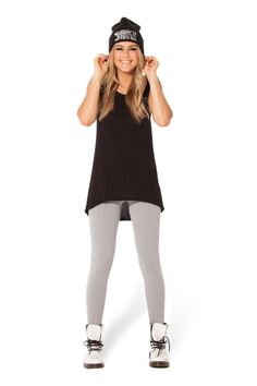 Tracky Dack Leggings › Black Milk Clothing
