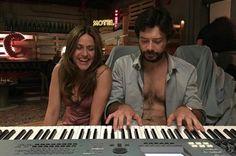 El profesor y Raquel