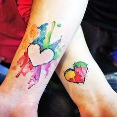 56 exemplos de tatuagens para casais e namorados