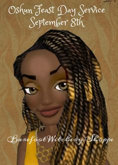 Oshun Feast Day Candle Service September 8 - The Barefoot Witchery Shoppe Best Of Intentions, September 8, Spanish Quotes, The Conjuring, Magick, Barefoot, Candle, Day, Beauty