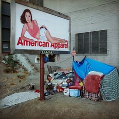 American Apparel, où comment vendre du rêve en plein cauchemar.