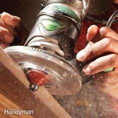How to Get Perfect Routed Edges - Article | The Family Handyman