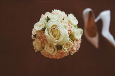 Boquet with pastell colours