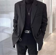 Stylish Mens Outfits, Edgy Outfits, Mode Outfits, Grunge Outfits, Fashion Outfits, Fashion Hacks, Fashion Flats, Fashion Clothes, Fashion Trends