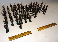 Lot 181 - Rank and File Band and Bugles of the Rifle Brigade