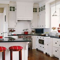 Kitchen Remodeling Ideas - Better Homes and Gardens - BHG.com   An article on where to begin planning a kitchen remodel