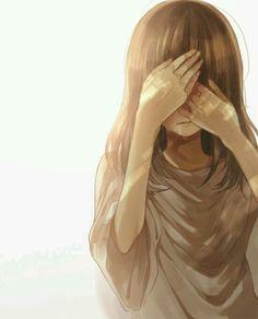 Mikasa Ackerman | Shingeki no Kyojin | Anime | Girl | Attack on Titan | Feels | Sad | Black hair