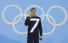 Rio 2016, trionfo Paltrinieri: domina i 1500 m stile libero