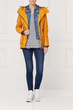 Buy Ochre Ripstop Jacket from the Next UK online shop