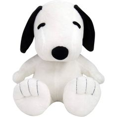 Peanuts Snoopy Pillow Buddy, White