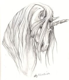Unicorn by daisyamnell.deviantart.com on @DeviantArt
